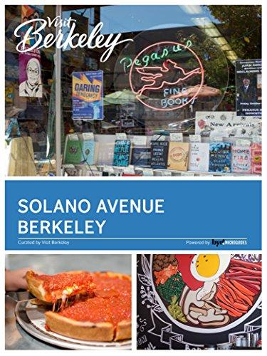 Solano Avenue Berkeley (Visit Berkeley)