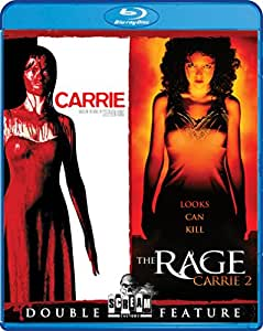 Carrie/ The Rage: Carrie 2 [Blu-ray]