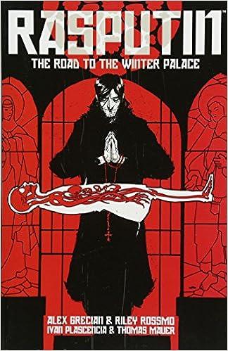 Rasputin Volume 1: Amazon.es: Alex Grecian, Riley Rossmo ...