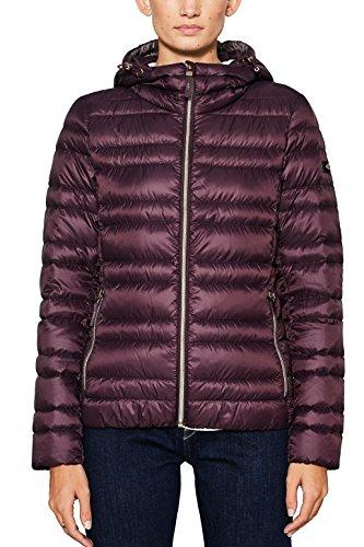 Women's Jacket 515 by Esprit Purple edc Aubergine axE76Sw