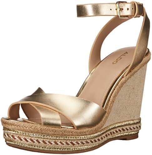 Aldo Women's Clodia Espadrille Wedge Sandal
