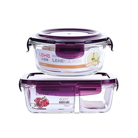 Botes herméticos Recipientes de almacenamiento de alimentos Caja ...