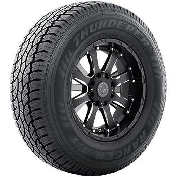 265 70r17 All Terrain Tires >> Amazon.com: Thunderer Ranger A/T R404 All-Terrain Radial ...