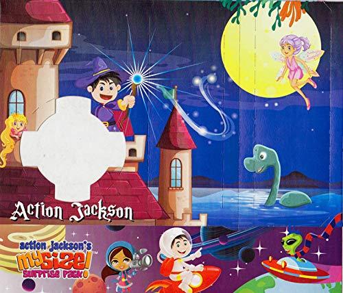 Kids Movie Trays 25ct Cinema Scene Action Jackson