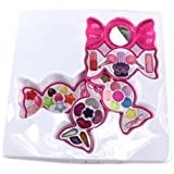 Fashion Angel Candy Case Pretend Play Toy Make Up Kit, Safety Tested, Non-Toxic, Washable, Formulated for Children