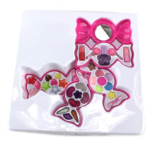 Fashion Angel Candy Case Pretend Play Toy Make Up Kit, Safety Tested, Non-Toxic, Washable, Formulated for Children]()