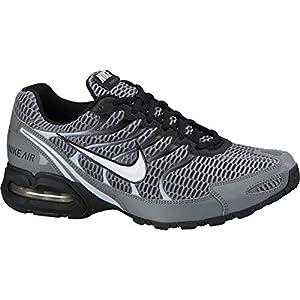 NIKE Men's Air Max Torch 4 Running Shoe Cool Grey/White/Black/Pure Platinum Size 14 M US