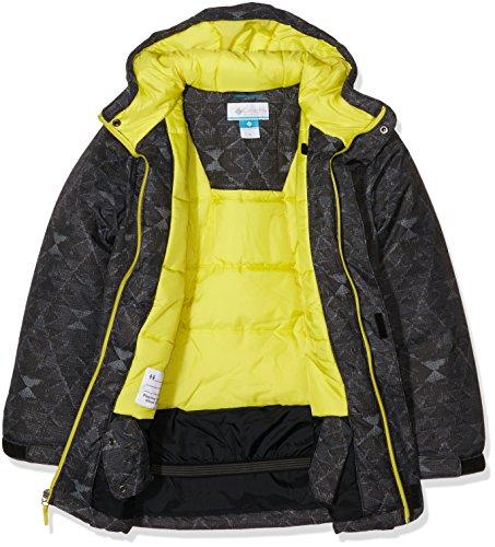 e4b384f21 Columbia Boy's Alpine Free Fall Ski Jacket: Amazon.co.uk: Clothing