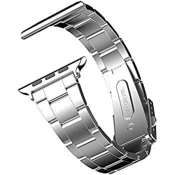 Amazon Com Jetech Replacement Band For Apple Watch 42mm And 44mm