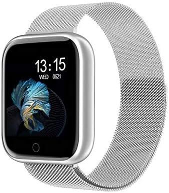 Amazon.com: Bond P70 - Reloj inteligente con correa de acero ...