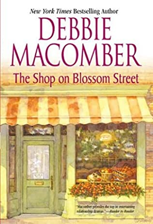 book cover of The Shop on Blossom Street