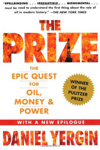 The Prize by SIMON SCHUSTER