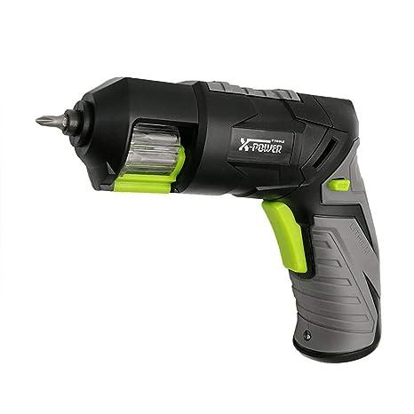 Batería de litio 3.6 V Destornillador eléctrico USB Pistola ...