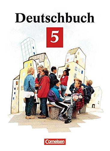 Deutschbuch Gymnasium - Allgemeine Ausgabe/Bisherige Fassung: Deutschbuch, Erweiterte Ausgabe, neue Rechtschreibung, 5. Schuljahr