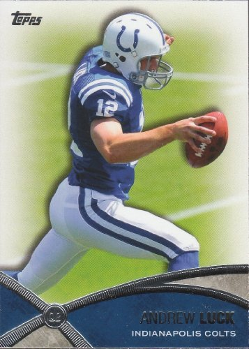 2012 Topps Football Prolific Playmakers Series Complete Mint 50 Card Insert Set That Is Loaded with Rookies and Stars Including Andrew Luck, Andy Dalton, Joe Flacco, Justin Blackmon, Larry Fitzgerald, - Matt Justin