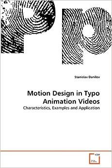 Book Motion Design in Typo Animation Videos