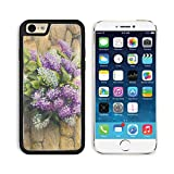Apple iPhone 6 6S Aluminum Case An oil painting on canvas of a beautiful still life with blooming lilacs in a nice IMAGE 20412360 by MSD Customized Premium Deluxe Pu Leather generation Accessories HD