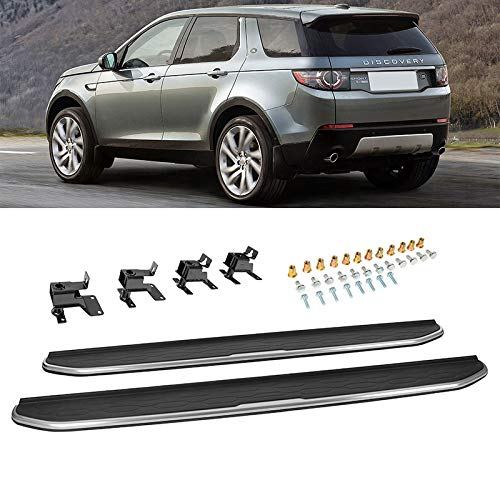 (Side Steps for 2015-2018 LR Discovery Sport Factory Style Running Boards Bars)
