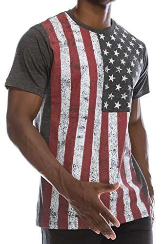 Hipster American All Star Crewneck T shirt product image