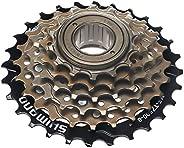 Hycline Shimano 6/7 Speed Freewheel MF-TZ500-6/MF-TZ500-7,Bicycle Freewheel,Multiple Freewheel,Bike Sprocket,1