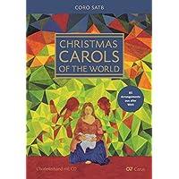 Christmas Carols of the World. Weihnachtslieder aus aller Welt: Chorbuch (LIEDERPROJEKT)