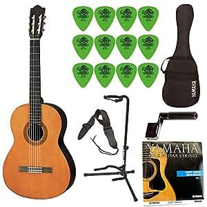 Amazon.com: Yamaha C40 Full Size Nylon-String Classical ...