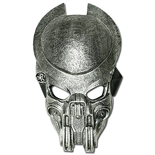 Celtic Predator Mask (Alien Vs Predator Hunter Movie)
