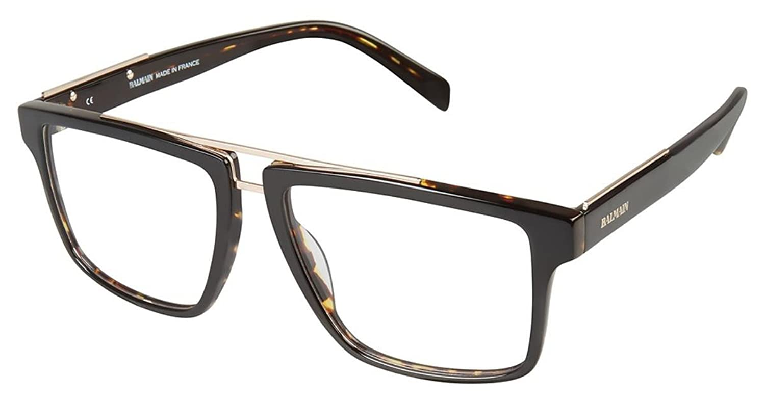 77d62c018e Eyeglasses balmain black tortoise at amazon mens clothing store balmain  glasses jpg 1500x791 Glasses balmain bl700302