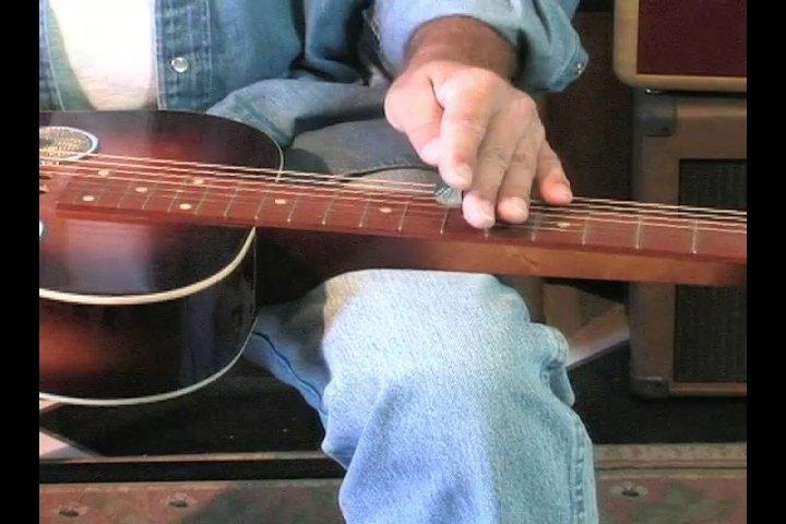 Guitar Chords for Foggy Mountain Breakdown