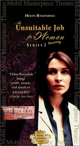 Unsuitable Job for a Woman (Series 2) (Box Set) [VHS] by Wgbh / Pbs