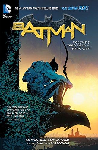 Batman Vol. 5: Zero Year - Dark City (The New 52) (Batman (DC Comics Hardcover))
