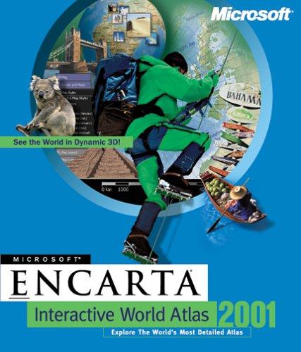Amazon microsoft encarta interactive world atlas 2001 old version microsoft encarta interactive world atlas 2001 old version gumiabroncs Choice Image