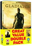 Gladiator / Spartacus Double Pack [DVD]