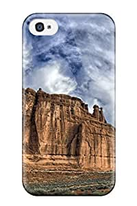 Best New Fashion Premium Tpu Case Cover For Iphone 4/4s - K