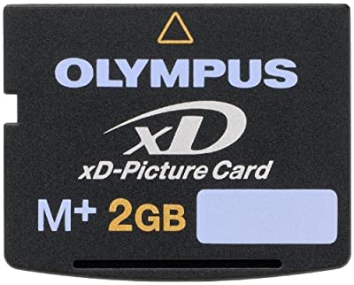 Olympus xD-Picture Card M+ 2 GB from Olympus