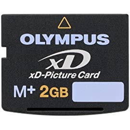 Olympus xD-Picture Card M+ 2 GB 1 <p>Olympus M+2 GBxD - Picture Card Flash Memory Card 202332. Compact and Durable, Reusable & Removable. Compatibility with most xd- compatible devices. xD-Picture Card M+ 2 GB Flash Memory Card 202332 Reusable & Removable 1.5x faster than type M Compact and Durable</p>