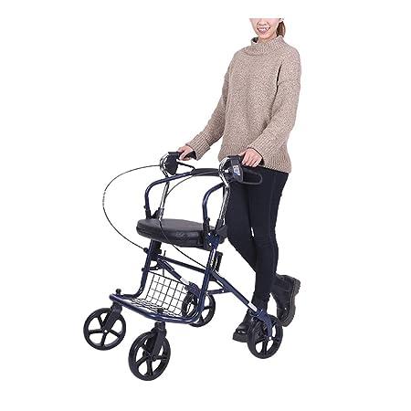 Carro De La Compra Plegable, Resistente Para Caminar Médico ...