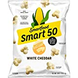 Smart50 Popcorn, White Cheddar, 6oz BagPackaging May Vary