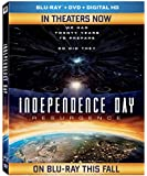 Independence Day: Resurgence [Blu-ray]