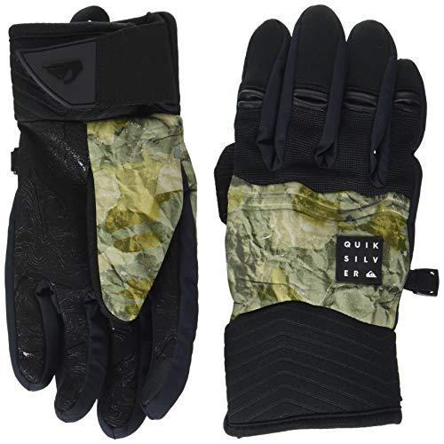Quiksilver Boys Method Youth TECH Snow Glove, Grape Leaf TANENBAUM, L