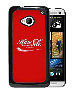 Han Solo Durable High Quality HTC ONE M7 Phone Case