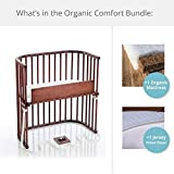 babybay Bedside Sleeper Organic Comfort Bundle in