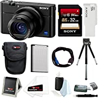 Sony DSCRX100M5 Cyber-shot (Basic Bundle)