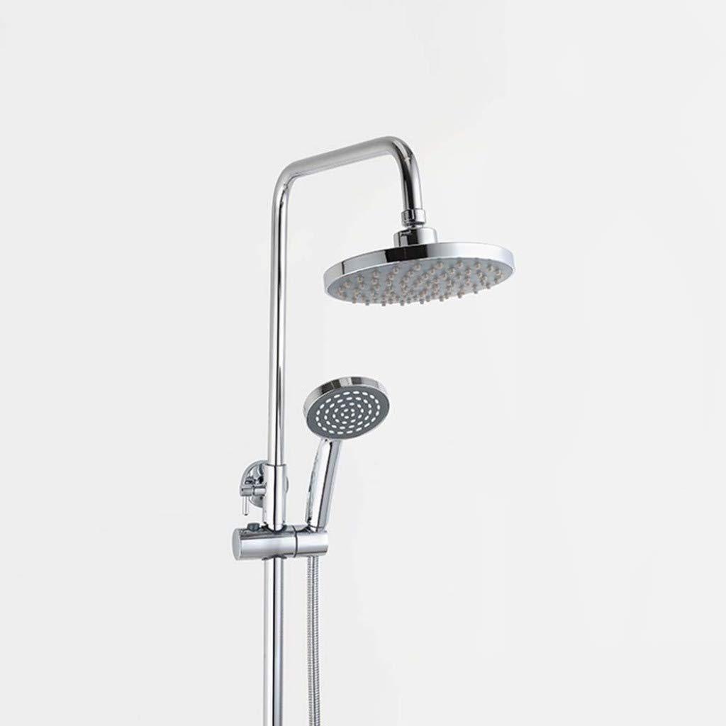 WVX Sistema de Ducha Set de Ducha, de Pared, Elevador, para baño ...