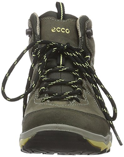 ECCO Ulterra, Scarpe da Arrampicata Donna, Grigio (Dark Shadow/Dark Sha./POPCORN59515), 40 EU