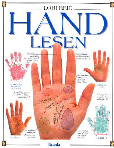 Handlesen Gebundenes Buch – 1997 Lori Reid Urania 3908645417 MAK_MNT_9783908645412