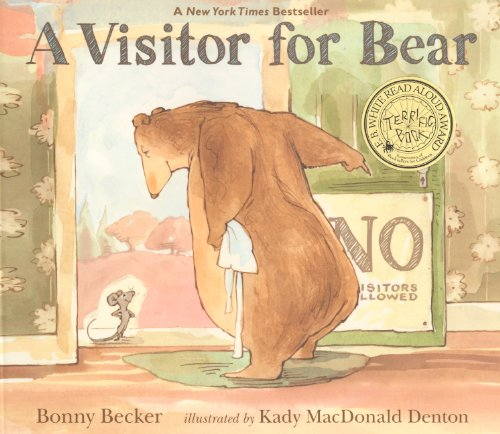 a-visitor-for-bear-turtleback-school-library-binding-edition