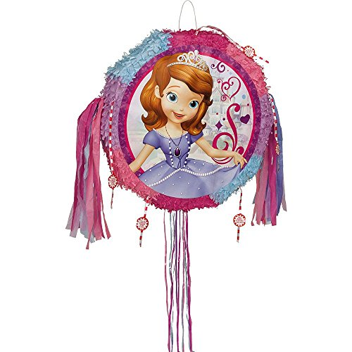 Sofia the First Pinata, Pull String