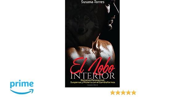 El Lobo Interior: Romance Paranormal, Suspense y Misterio ...