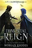 img - for Immortal Reign: A Falling Kingdoms Novel book / textbook / text book